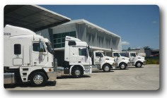 Goodings Transport Truck Fleet